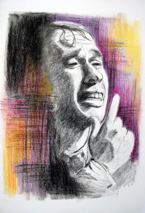 Jacques Brel by franca64120